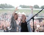 Patricia Gabriela & Nora Oschatz auf der Bühne