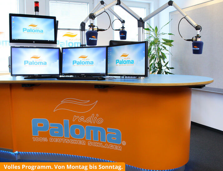 Radio-Paloma-Studio