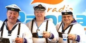 Matrosen in Lederhosen | Radio Paloma