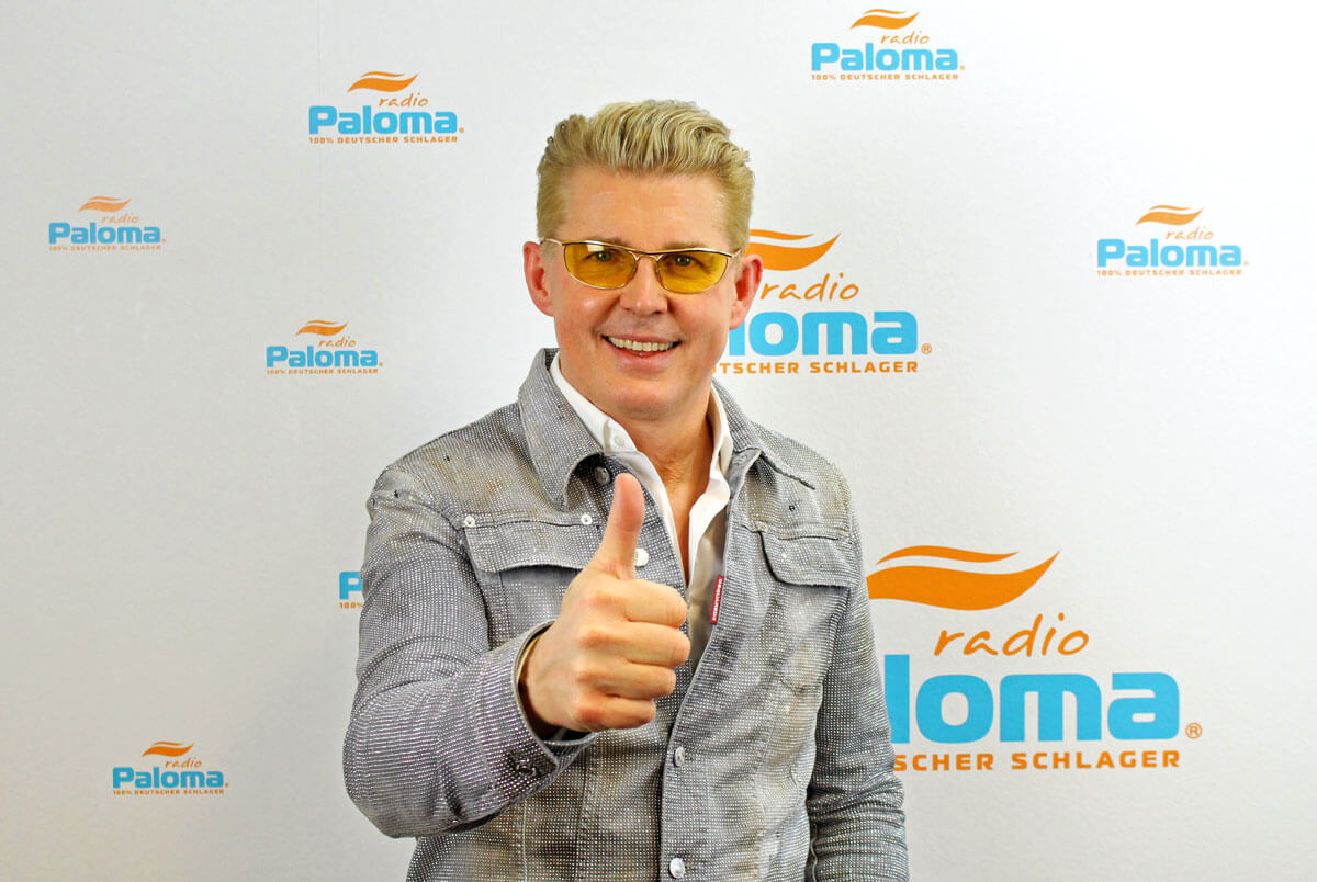 Markus bei Radio Paloma