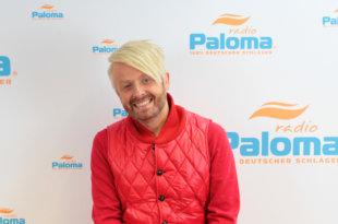 Ross Anthony bei Radio Paloma