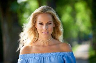 Linda Fäh wieder bei Miss-Wahl
