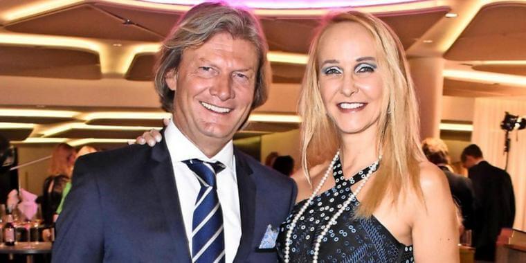 Kristina Bach und ihr damaliger Freund Christian Marek