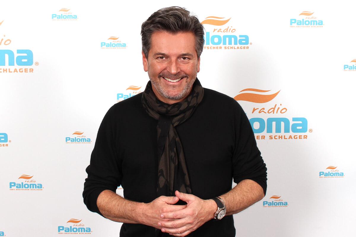29102018 Thomas Anders Zu Gast Bei Den Radio Paloma Muntermachern
