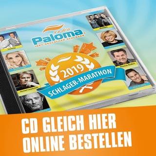 Die Radio Paloma Schlager-Marathon CD im Shop