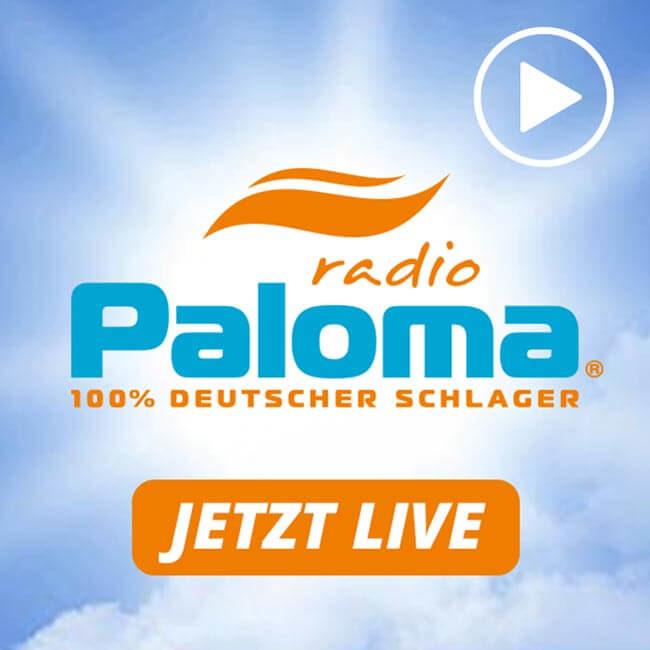 Schlagerradio Radio Paloma Live Programm