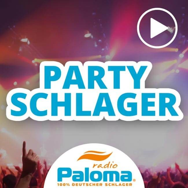 Schlagerradio Party Radio Paloma