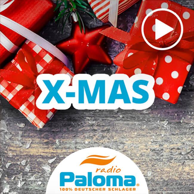 Schlagerradio Weihnachtsmusik Radio Paloma