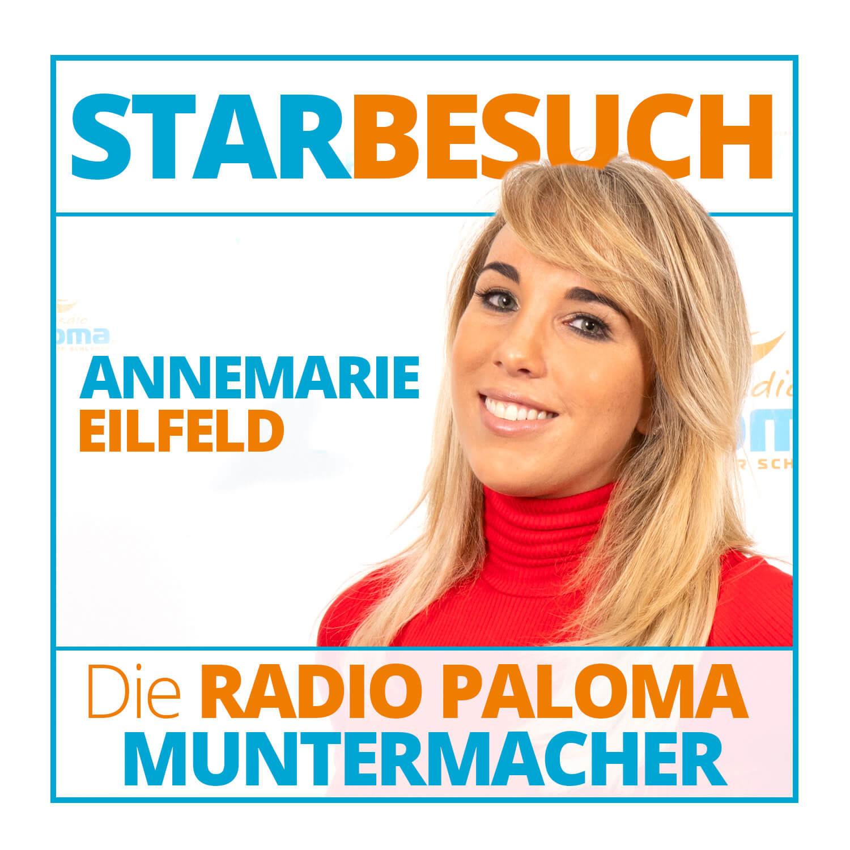 Starbesuch Annemarie Eilfeld Podcast