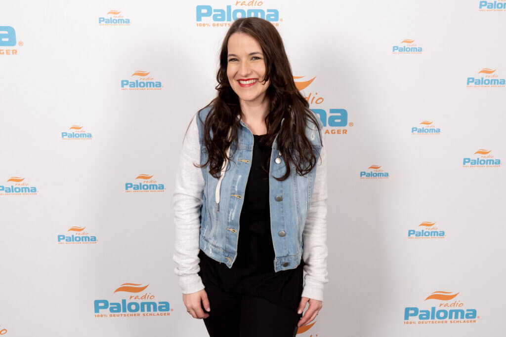 Nadine Fabielle bei Radio Paloma 2020