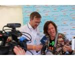 Jürgen Drews im Gespräch mit Radio Paloma